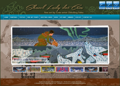 New We Site Design for 2014!